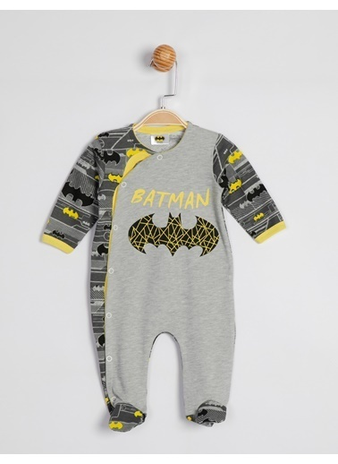 Batman Salopet Gri